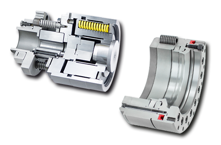 Overview clamping couplings